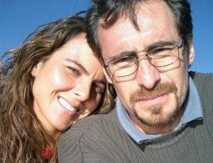 Kate y Demian sostuvieron un romance (Instagram: katedelcastillo)