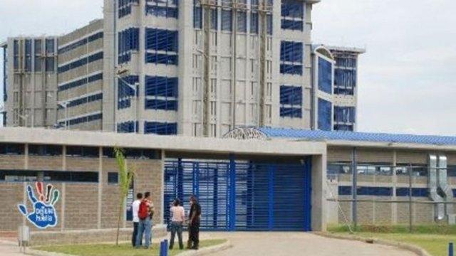 La droga iba a ser entregada a un interno de la cárcel de Jamundí.