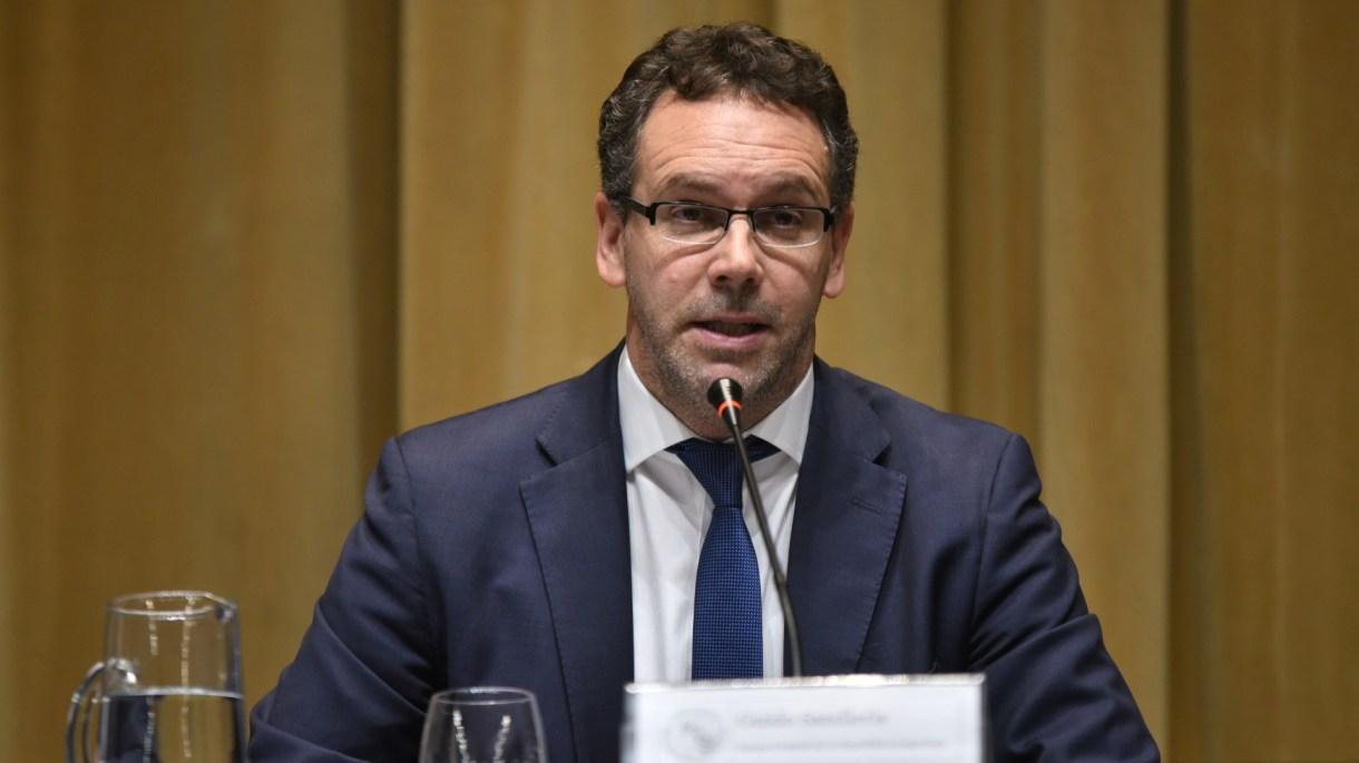 Guido Sandleris, presidente del Banco Central, enfrenta los desafíos que le propone el mercado (Manuel Cortina)