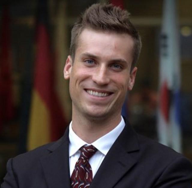 Alex Schober, analista para América Latina de Ducker Frontier