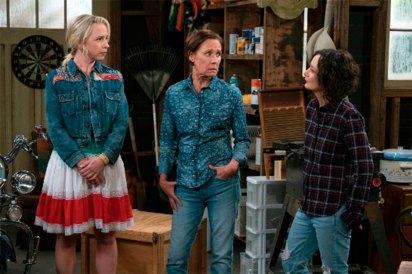 """""""The Conners"""" es un spin off de la serie """"Roseanne"""""""