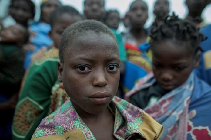 Las víctimas del ciclón Idai se muestran en Beira, Mozambique, el 16 de marzo de 2019 (Reuters)