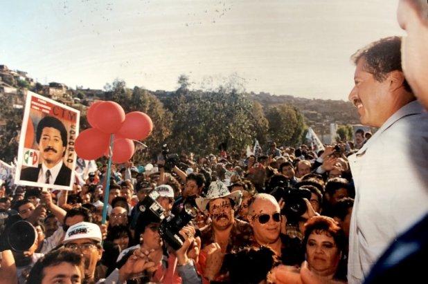 Luis Donaldo Colosiomurió en 1994. (Foto: Archivo)
