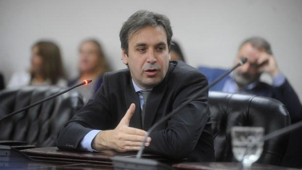 El juez Alejo Ramos Padilla (Dino Calvo)