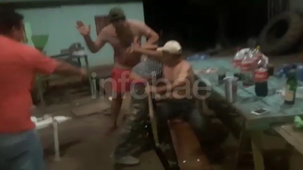 Ludueña y los hermanos Cisneros: los principales actores del abuso en una gomería de Sebastián Elcano