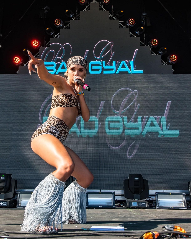 Bad Gyal (Lollapalooza)