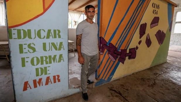 Romero se recibió de abogado en prisión y ahora estudia sociología