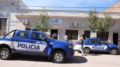 Desde la semana pasadaestán enla cárcel de Cruz del Eje, al norte de Córdoba (Mario Sar)