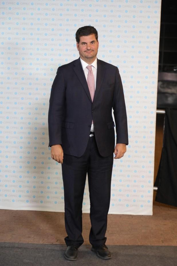 El secretario de Seguridad, Eugenio Burzaco