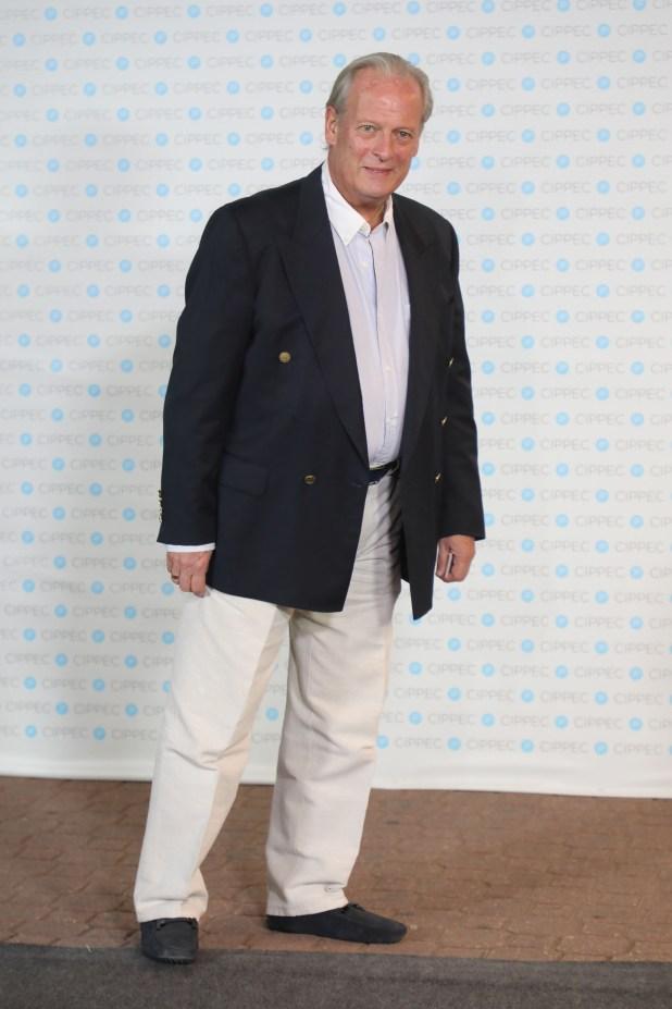 El secretario general de UPCN Andrés Rodríguez