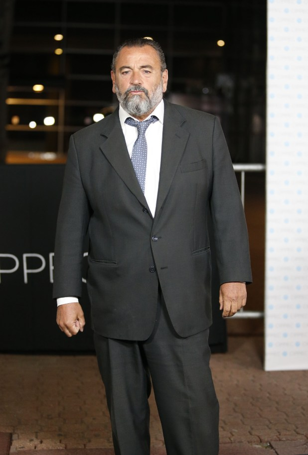El fiscal José María Campagnoli