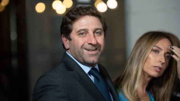 El secretario general de Gobierno, Fernando Straface, ex director ejecutivo de CIPPEC