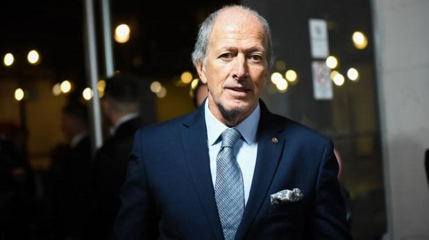 Jorge Knoblovits, presidente de la DAIA