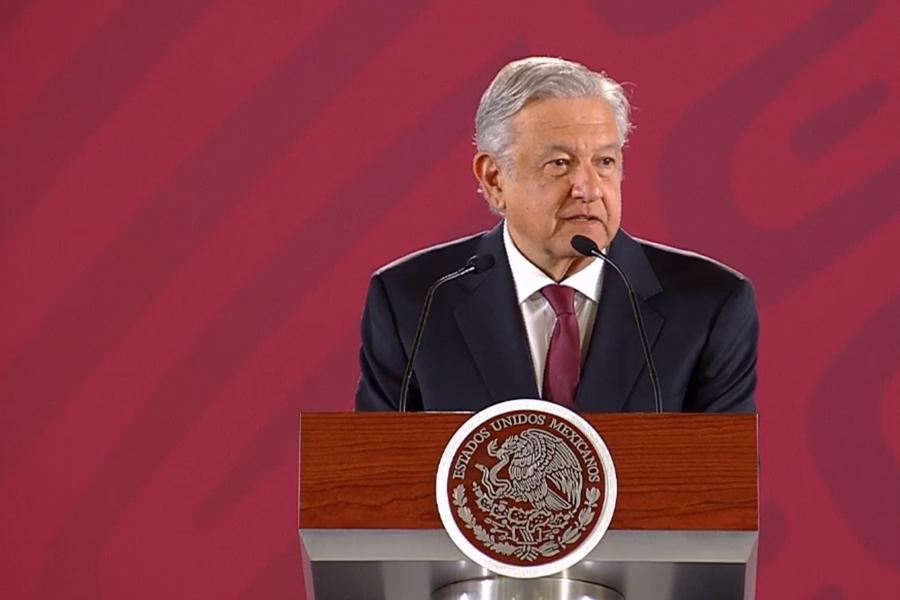López Obrador designó al general de Briada, Luis Rodríguez Bucio (Foto: YouTube)