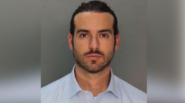 Pablo Lyle golpeó a un hombre cubano en Miami durante un altercado(Foto: Miami Dade Correction Center)