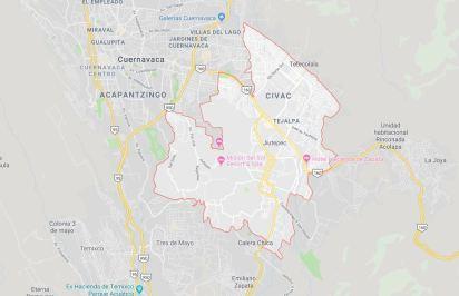 El hombre de 58 años ya no despertó, pero nadie de su familia se acercó a corroborar su estado de salud ( foto: Google Maps de Jiutepec)