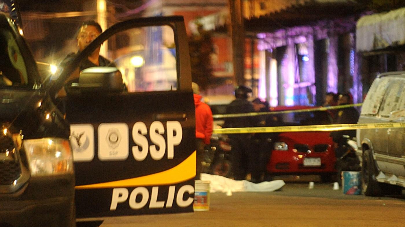 Los homicidios, secuestros y asaltos impactaron en la economía nacional (Foto: Cuartoscuro)