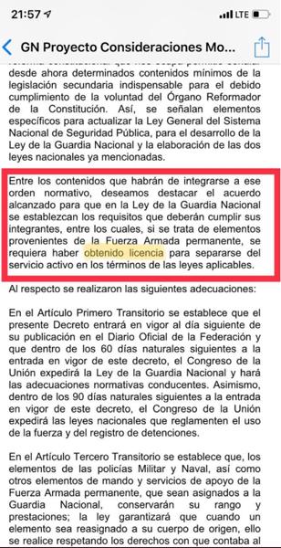 Consideran los colectivos de seguridad y expertos en la materia (Foto: Twitter/AlfredoLecona)