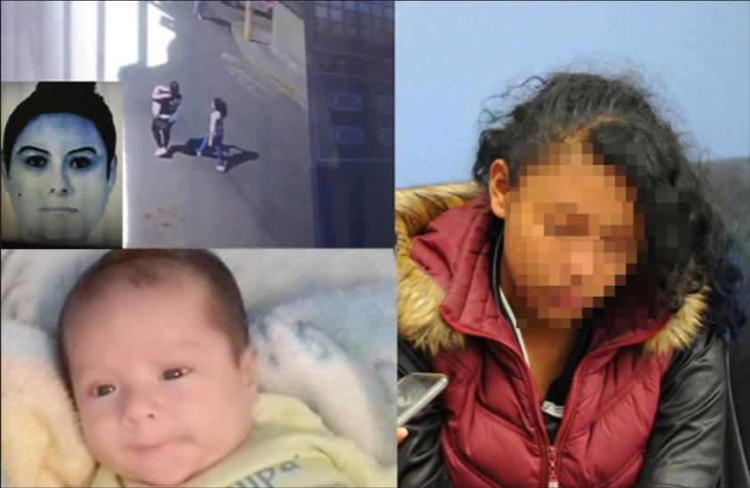 el 20 de enero cuando la madre de Iker, Melanie Amaro, estaba en su puesto de tacos en la calle 11 de la Avenida Tláhuac, en Iztapalapa… ahí, una muer logró ganarse su confianza, y en un determinado momento ofreció regalar una carriola para Iker pero se lo llevó