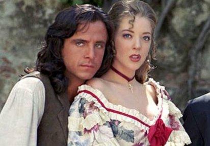 "Eduardo Palomo y Edith González protagonizaron ""Corazón Salvaje"""