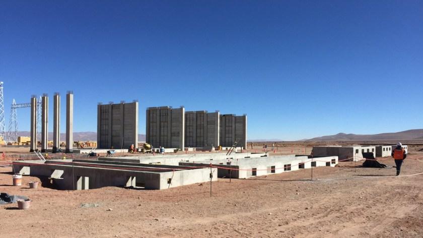 El parque solar Caucharí será el más grande de Sudamérica, con más de 1.180.00 paneles solares que generarán electricidad para 160 mil hogares (Twitter: @Energia_Ar)