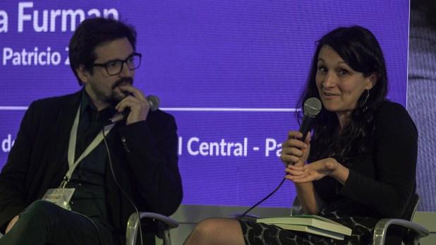 Furman habló sobre la importancia de conectar la currícula con la vida