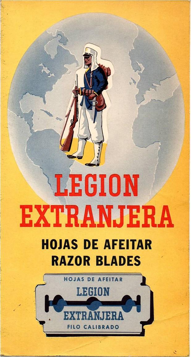 Legion Extranjera, una imagen clásica