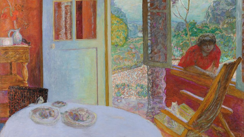 """""""Dining Room in the Country"""", 1913"""