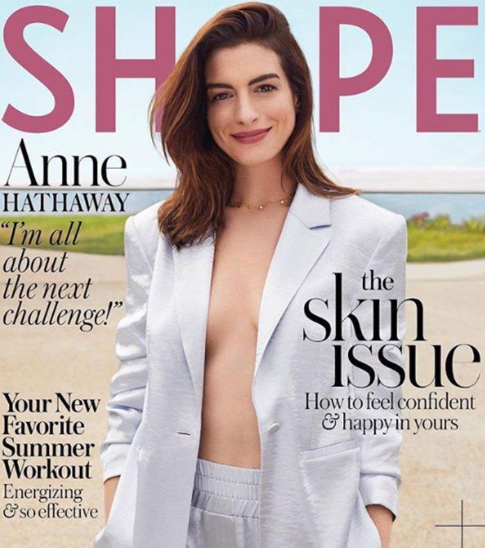 El corte elegido por Anne Hathaway se conoce como 'shag' y fue todo un 'boom' en los años 70