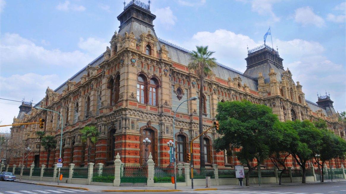 El Palacio de Aguas Corrientes