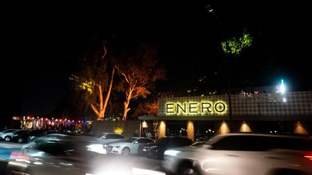 Enero Restaurant es una nueva propuesta que está en Costanera y ofrece la posibilidad de restaurante con mesas y take away (Manuel Cortina)