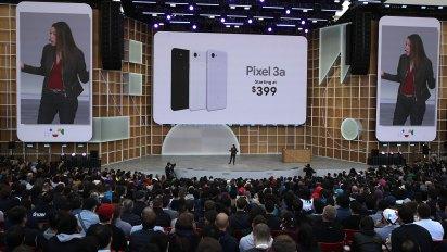 Los Pixel 3a se venderán a partir de USD 399 (AFP)