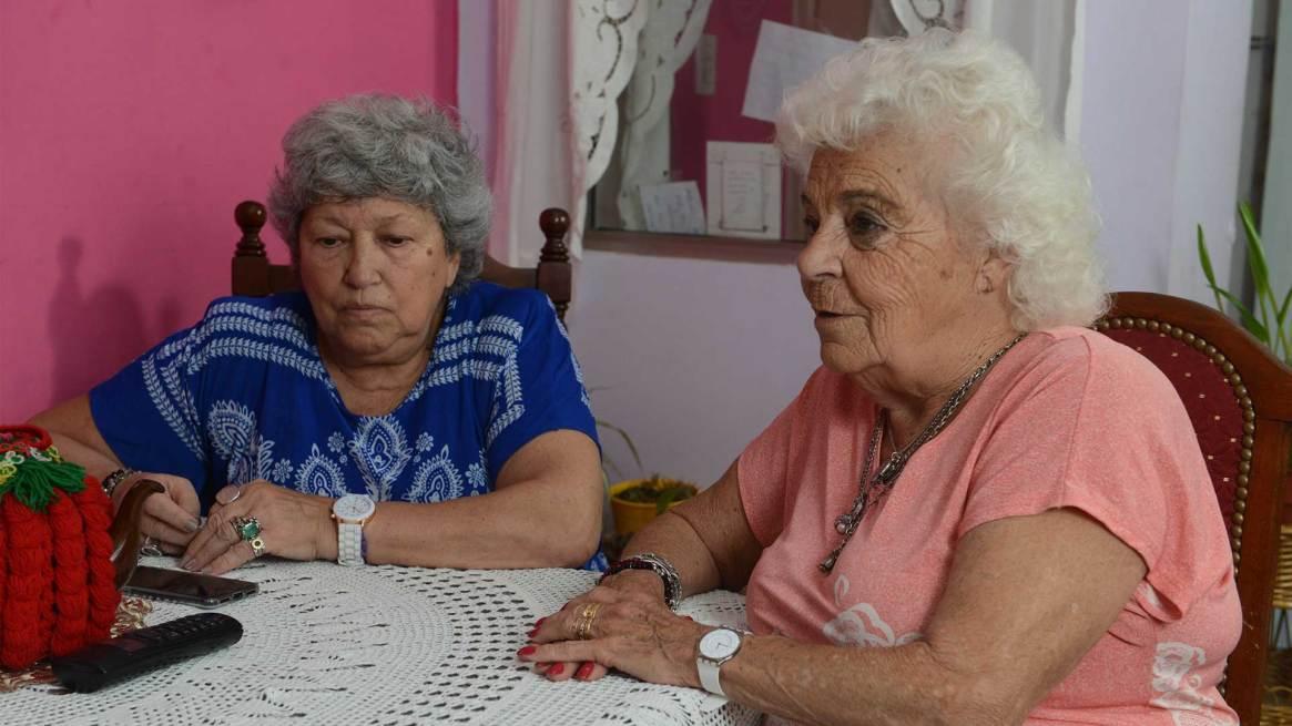 Lidia Greco concretó la promesa que había hecho a su madre de conformar un centro destinado a la tercer edad. Foto: Fernando Calzada