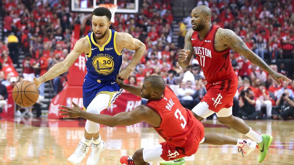Curry y los Warriors volverán a jugar la final de la Conferencia del Oeste de la NBA (Thomas B. Shea-USA TODAY Sports)