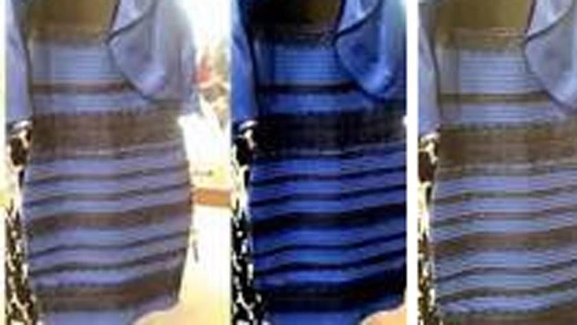 La consulta por el color del vestido fue furor en Internet