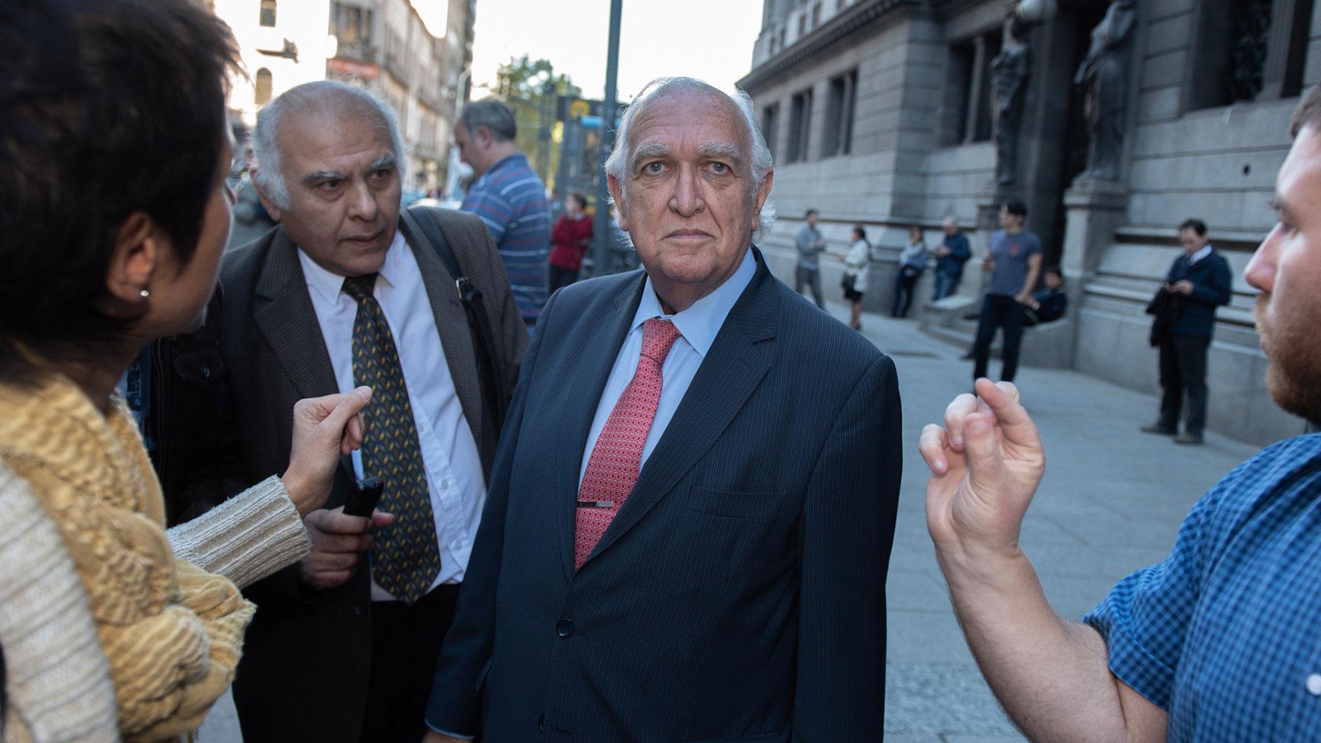 El abogado y ex camarista Ricardo Gil Lavedra