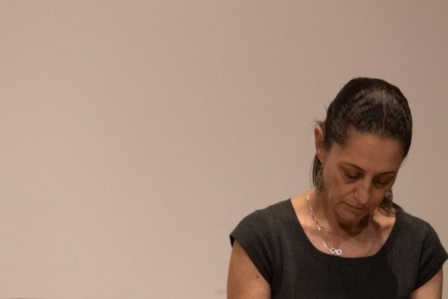 CIUDAD DE MÉXICO, 06MAYO2019.- Claudia Sheinbaum, jefa de Gobierno de la CDMX ha sido criticada por la falta de un plan de contingencias (Foto: Cuartoscuro)