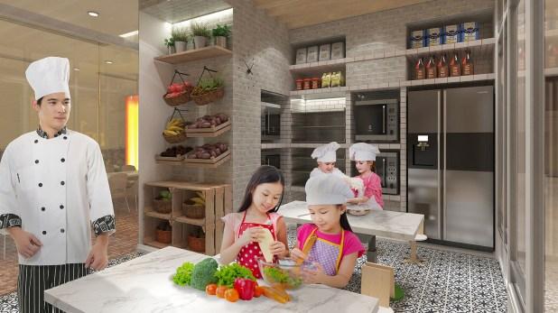 Tower Wing del hotel está dedicado a los viajeros familiares, con una selección de cinco suites temáticas. El chef está siempre listo para dar vida a la experiencia infantil