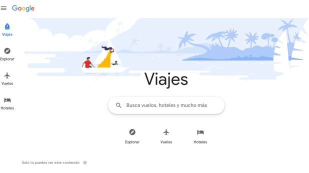 google travel 2