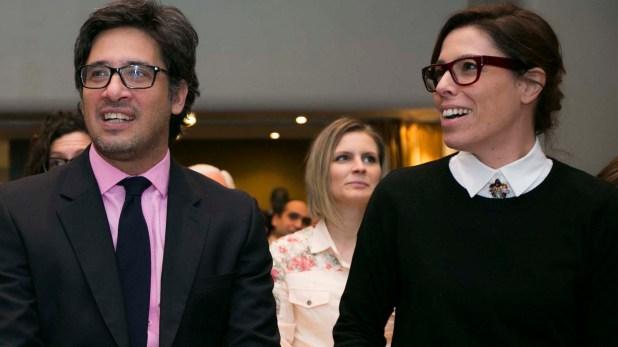 El ministro de Justicia, Germán Garavano, y la titular de la Oficina Anticorrupción, Laura Alonso(NA)