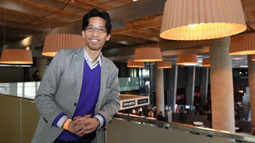 Marvin Liao, socio de 500 Startups, una aceleradora de proyectos de Silicon Valley en California (Maximiliano Luna)