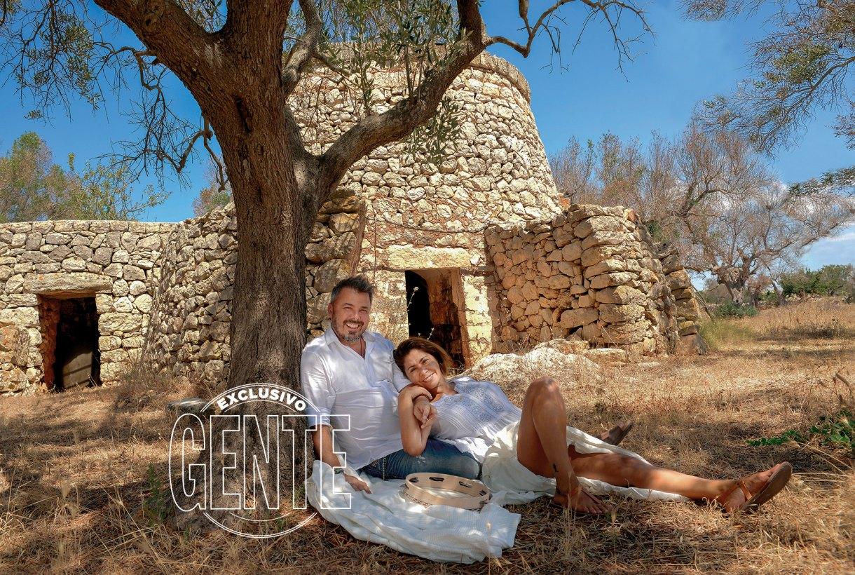 Donato y Micaela se conocieron en el 2000 y desde entonces son inseparables.