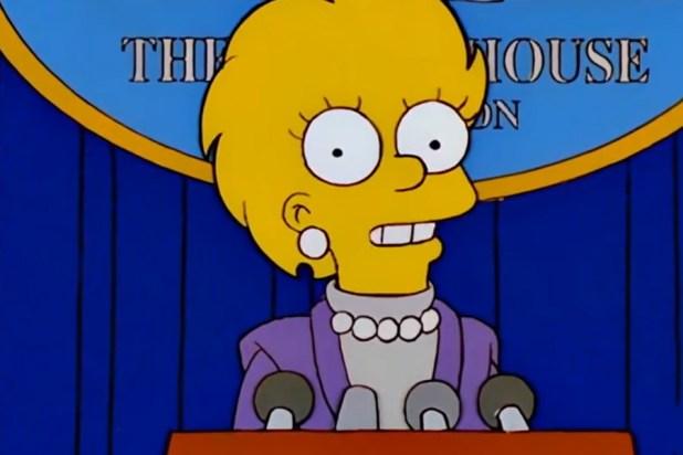 Nunca se imaginaron que se volvería realidad las predicciones de Los Simpson (Foto: Especial)