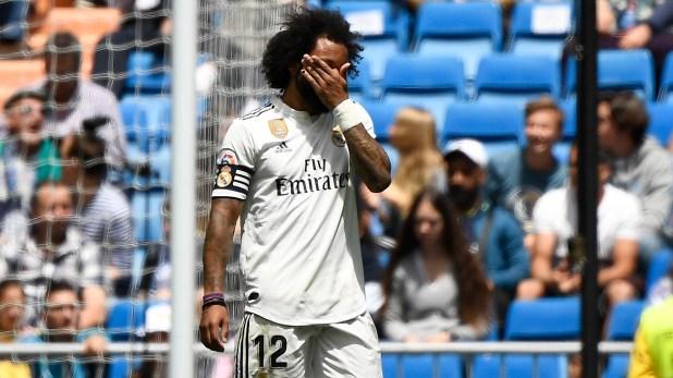 Real Madrid no pudo levantar cabeza en la temporada