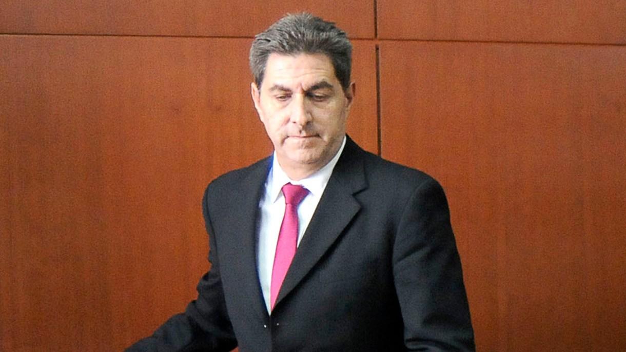 Juan Carlos Gemignani, el camarista acusado en el Consejo de la Magistratura (NA)