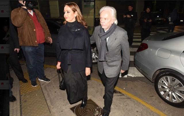 Mónica y Guido Parisier