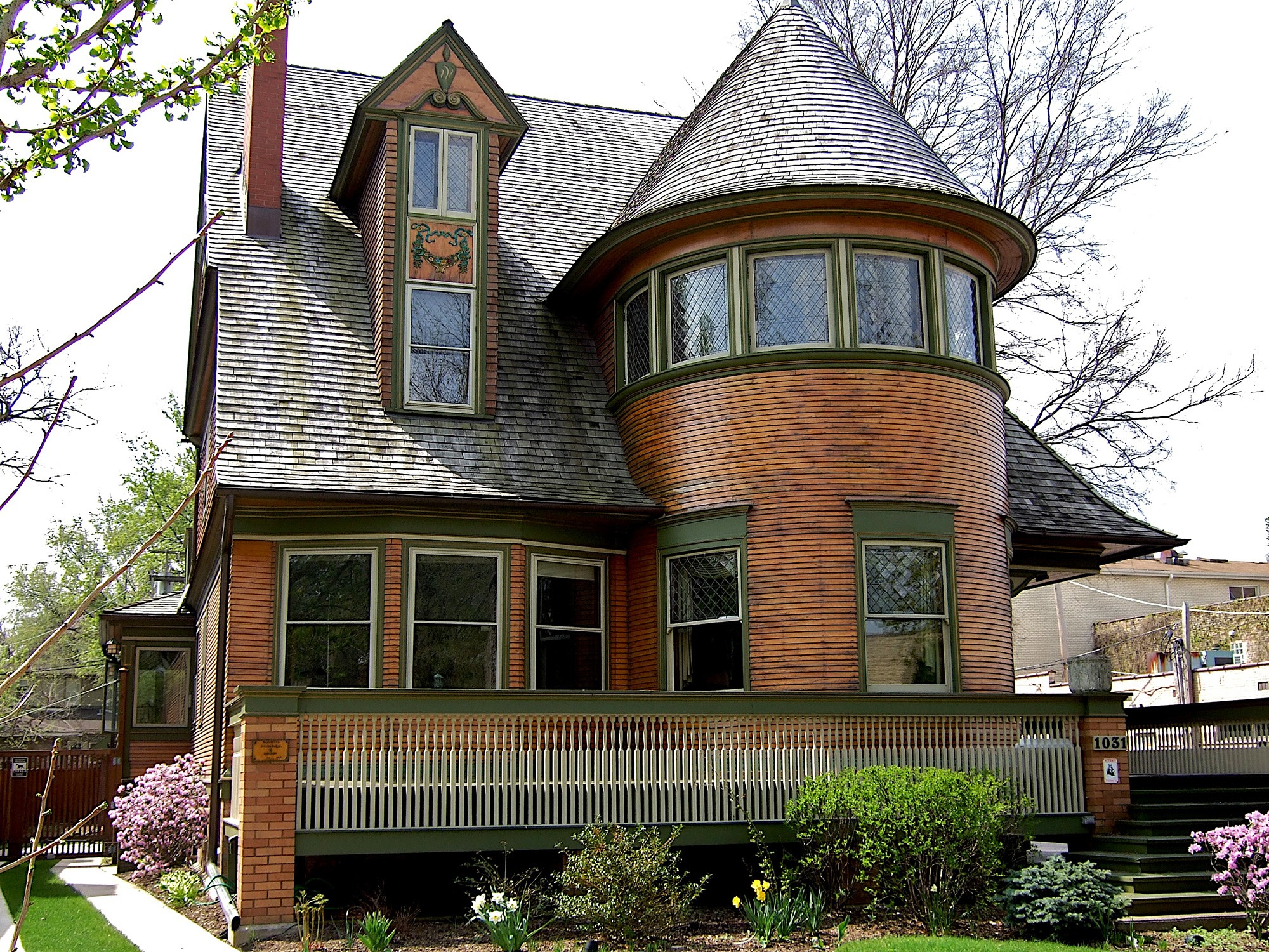 Frank Lloyd Wright In Oak Park Tours Chicago