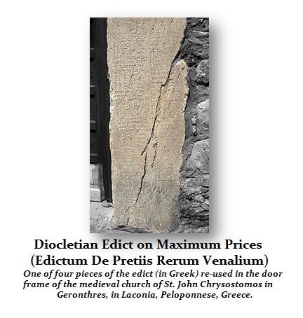 Edict Diocletian