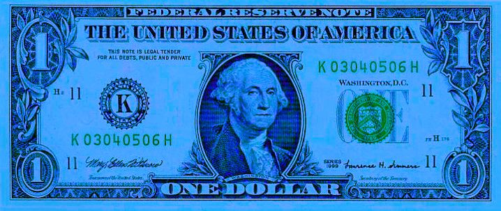 Image result for images, blue dollars