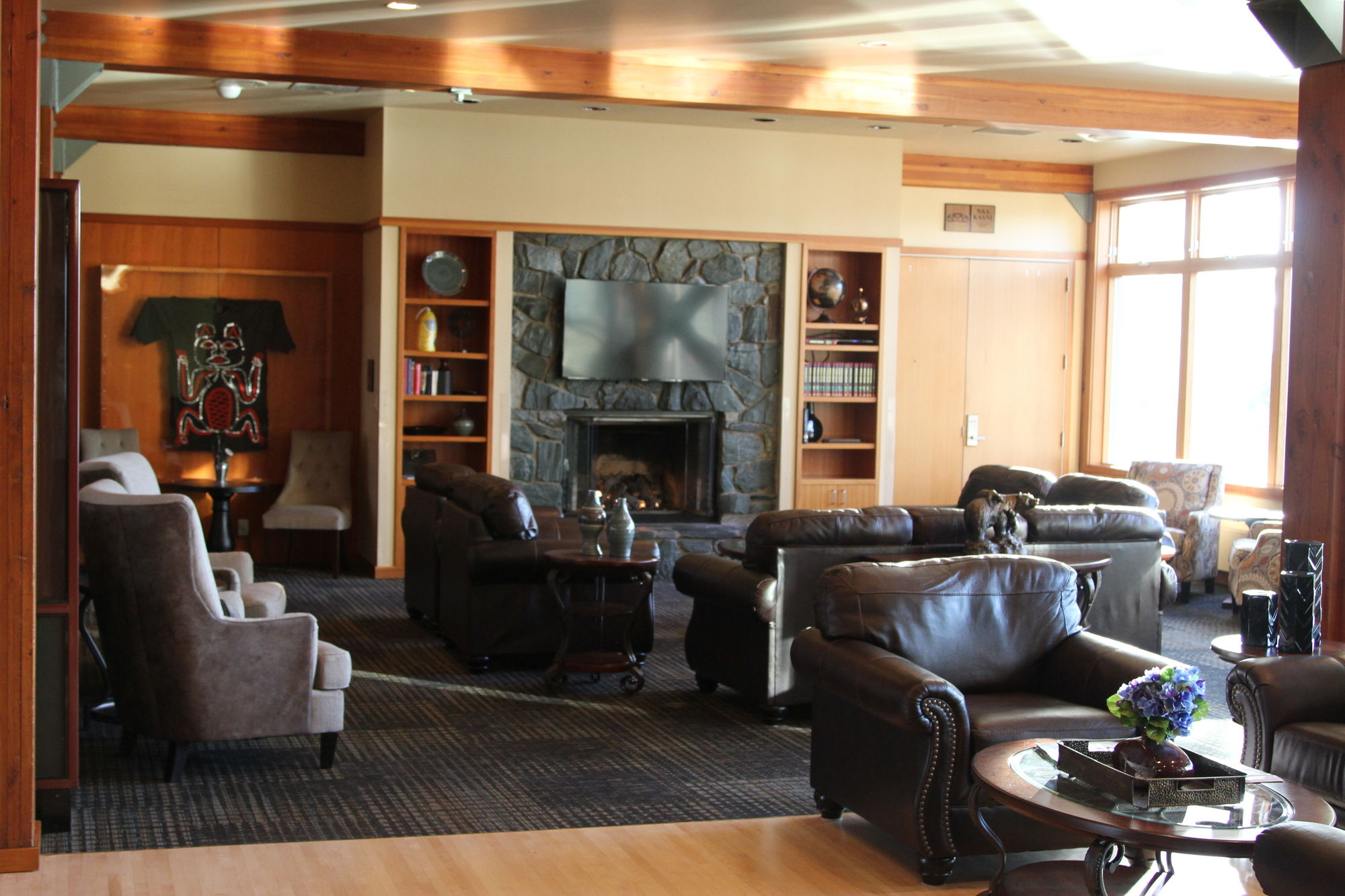 Discount Coupon for Cape Fox Lodge in Ketchikan  Alaska   Save Money  Cape Fox Lodge in Ketchikan